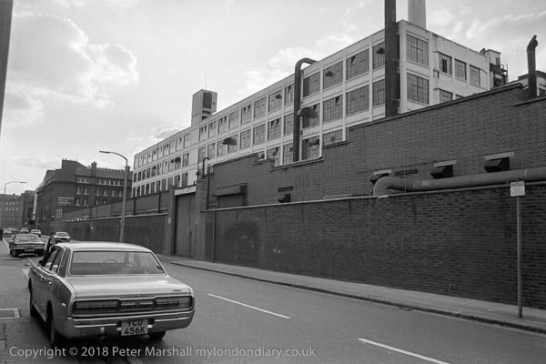 London 1978 (6) « Re-photo